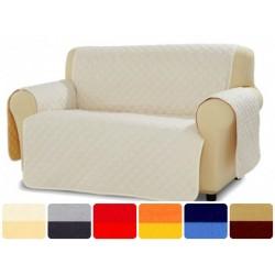 Salva divano Copridivano 2 posti Genius trapuntato Natural