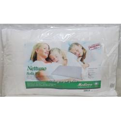 Guanciale Botticelli e traspirante antiallergico 50x80 bianco