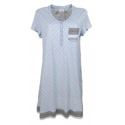 Camicia da notte estiva donna Admas Classic 51475