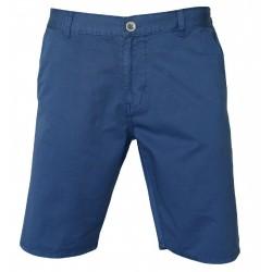 Bermuda Short uomo Pantalone corto Sauwy blu denim 13552
