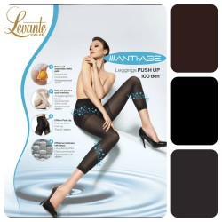 Leggings Levante anti age Push Up 100 den