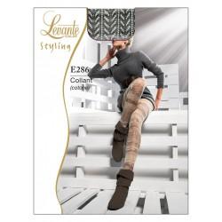 Collant moda Levante e286 cotone