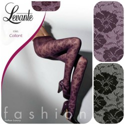 Collant moda Levante e361 linea fashion