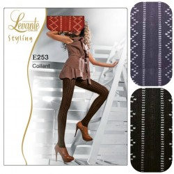 Collant moda Levante e253 linea fashion