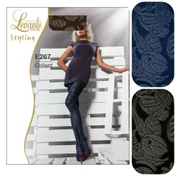 Collant moda Levante e267 linea fashion