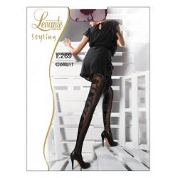 Collant moda Levante i269 linea fashion