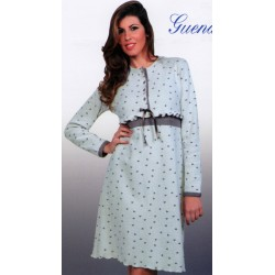 camicia da notte donna maglia punto milano piccoli segreti