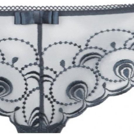 culotte in pizzo PASSIONATA 5414 glamorous nero