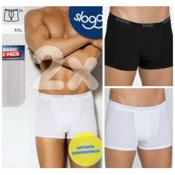 Boxer parigamba SLOGGI basic Short uomo COTONE elastico