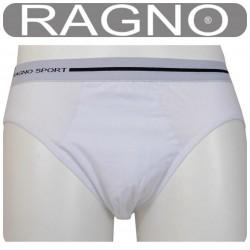 due slip uomo RAGNO sport cotone bianco