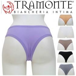 Brasiliana in Micromodal TRAMONTE made in Italy