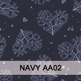Blu Navy AA02